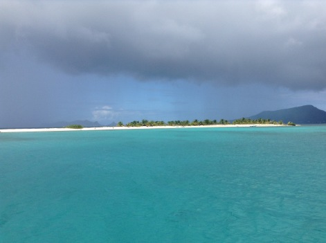 5.Sandy Island