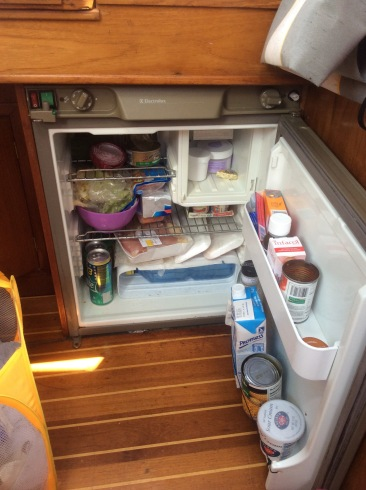 Our small fridge (Real life Tetrus))