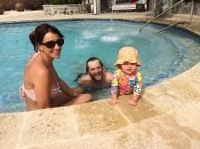 Capella Resort Pool