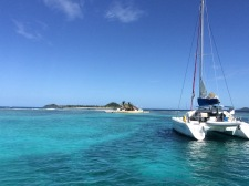 Happy Island, Clifton, Union Island