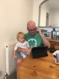 Nursery Rhymes with Grandad Barry